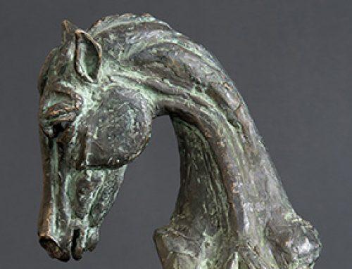 Horse Study – Turning