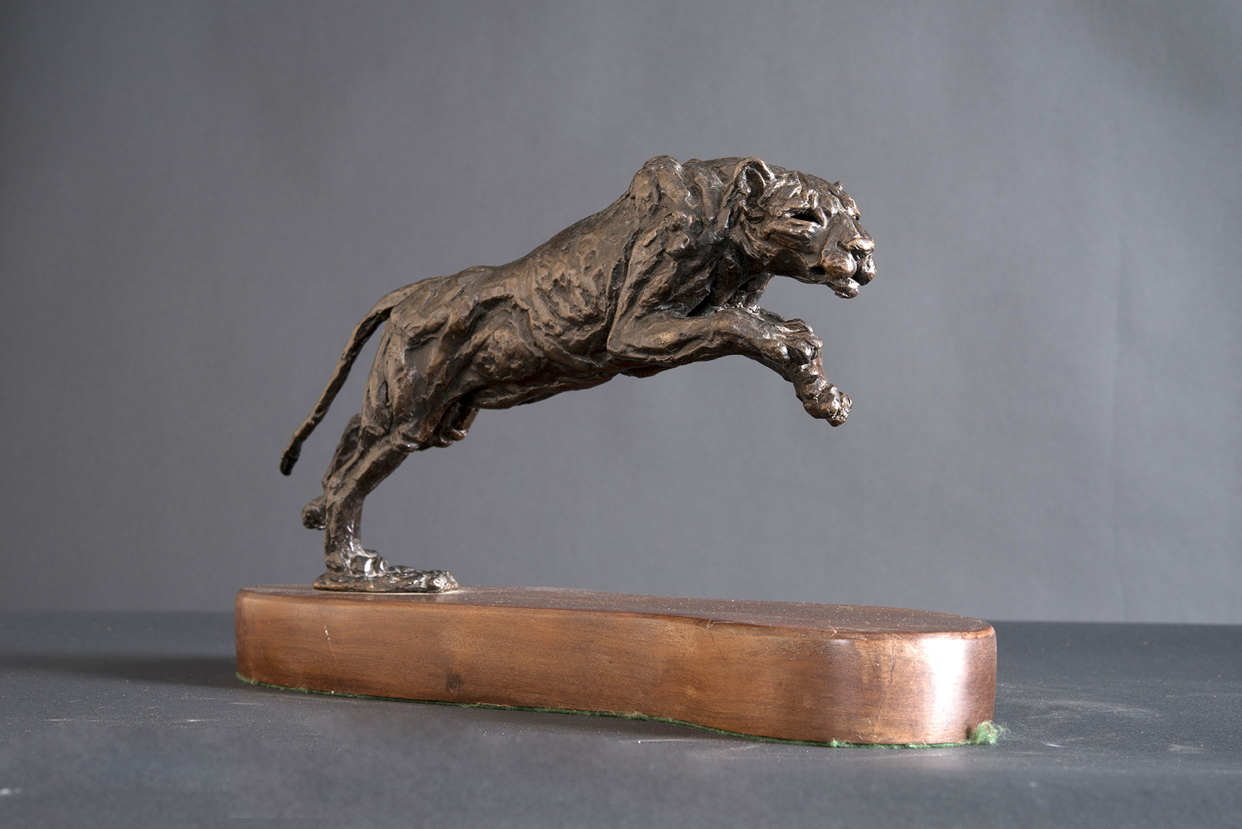 Leaping Lion c