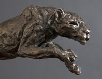 Leaping Lion d