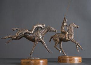 polo statues