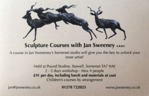Jan Sweeney Course Voucher